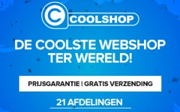 Advertentie van Coolshop