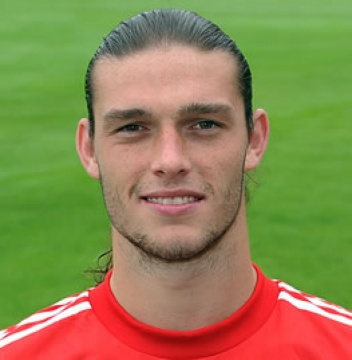 Foto van Andy Carroll