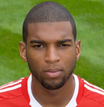 Foto van Ryan Babel