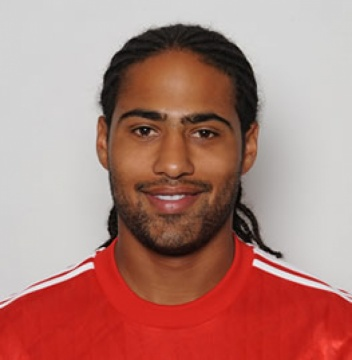 Foto van Glen Johnson