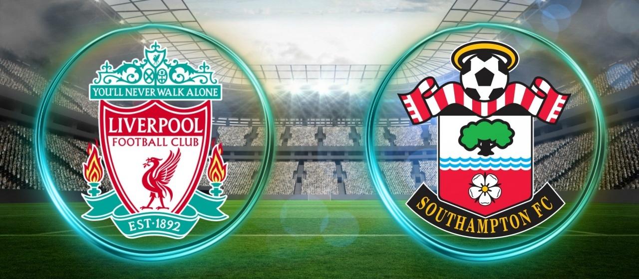 Verslag Liverpool - Southampton