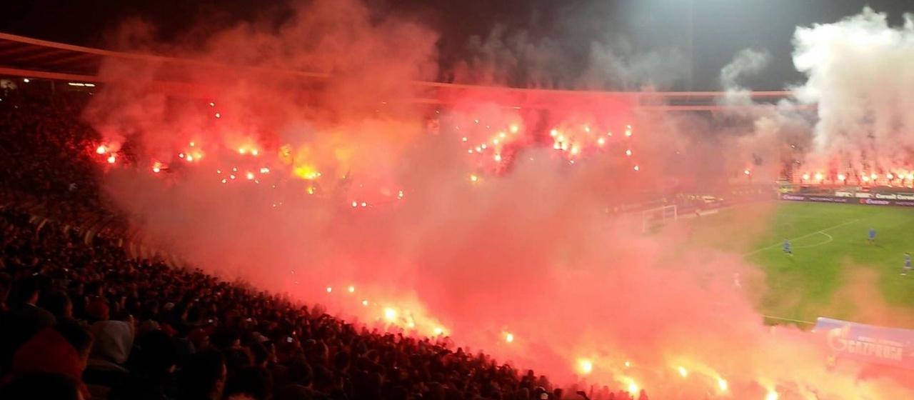 Rode Ster Belgrado - Liverpool