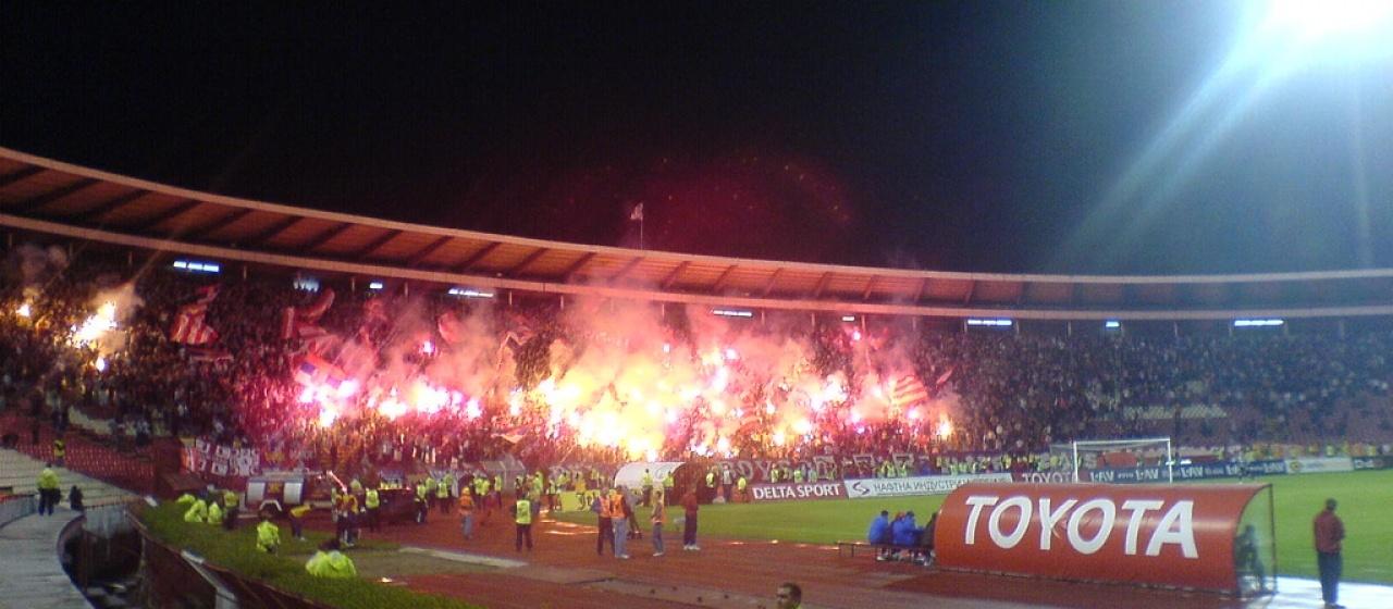Verslag;Rode Ster Belgrado-Liverpool F.C.