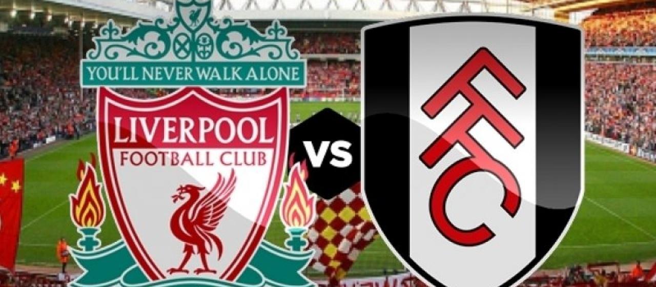 Verslag; Liverpool F.C. - Fulham