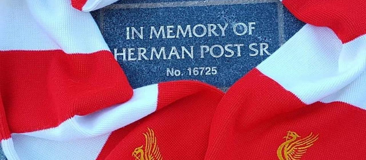 In Memory of Herman Post Sr.