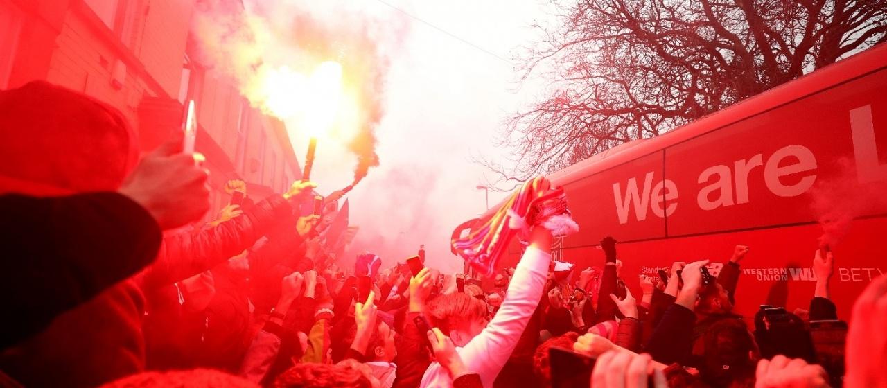 Verslag Liverpool - Manchester City