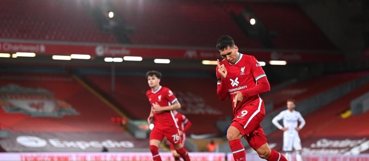 Verslag; Liverpool F.C. - Leicester City
