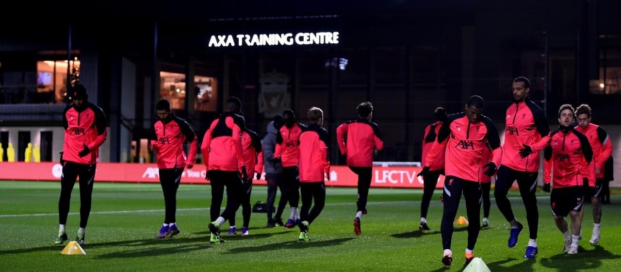 Matchday! Liverpool - Ajax