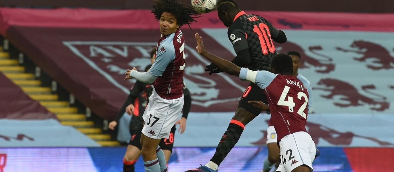 Verslag; Aston Villa - Liverpool F.C.