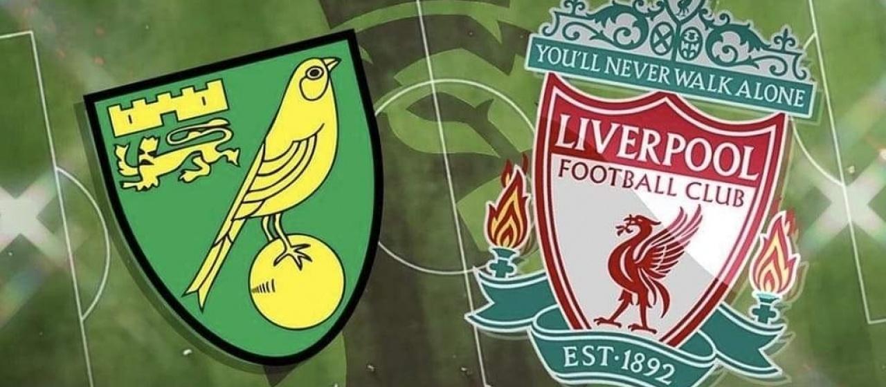Verslag; Norwich City - Liverpool F.C.
