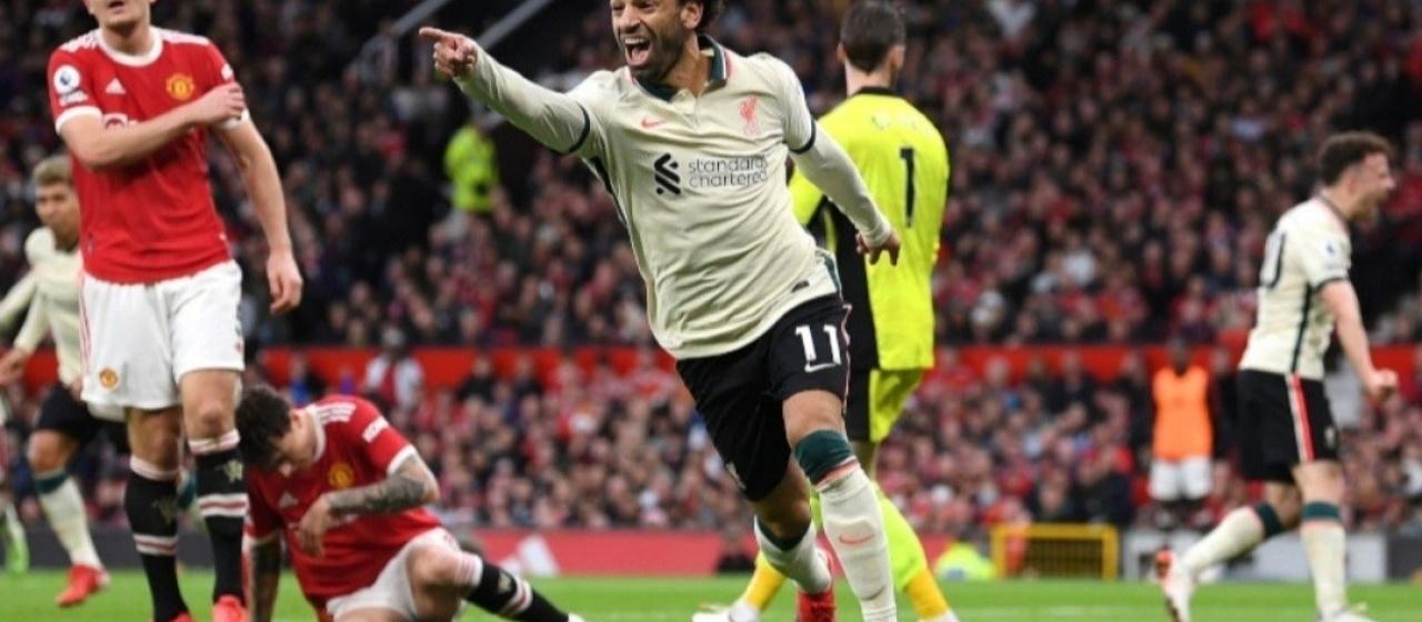 Verslag; Manchester United - Liverpool F.C.