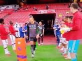Afbeelding bij Verslag; Arsenal - Liverpool F.C.