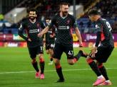 Afbeelding bij Verslag; Burnley - Liverpool F.C.