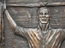 Nieuwe monument Hillsborough