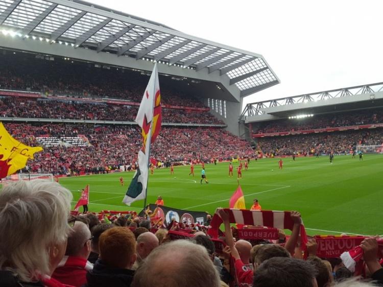 Foto Liverpool vs Brighton & Hove Albion