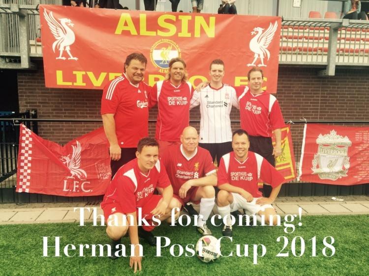 Foto Herman Post Cup