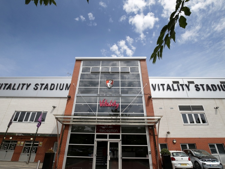 Foto Verslag AFC Bournemouth - Liverpool