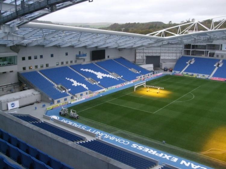 Foto Brighton & Hove Albion - Liverpool