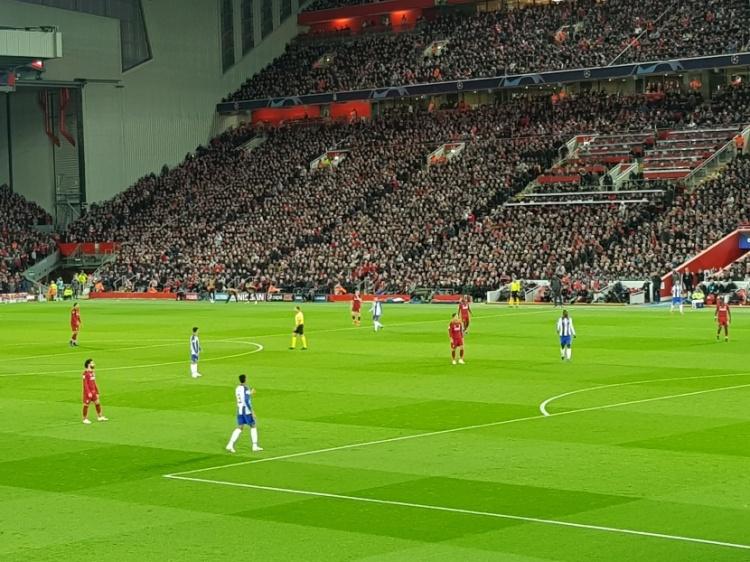 Foto Verslag; Liverpool F.C. - Porto