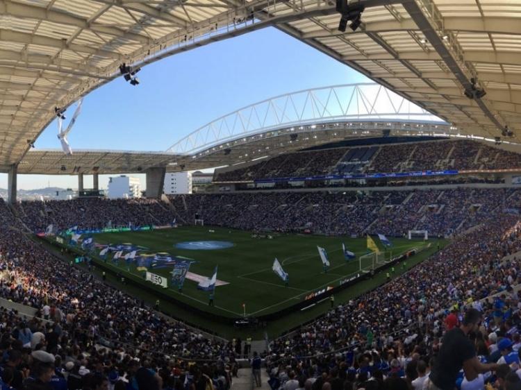 Foto voorbeschouwing Porto - Liverpool