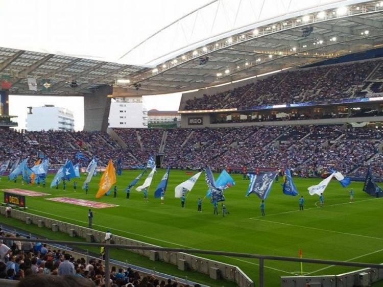 Foto Verslag; F.C. Porto - Liverpool F.C.