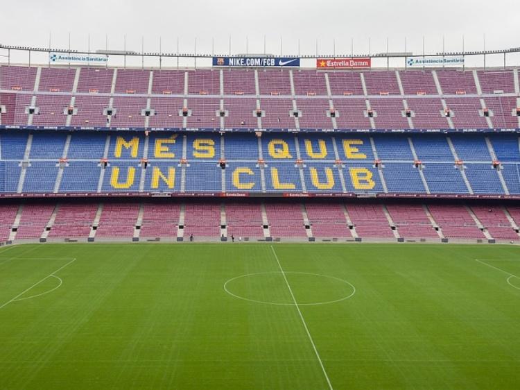 Foto Voorbeschouwing Barcelona - Liverpool
