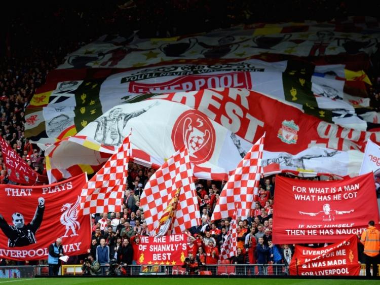 Foto Nieuws vanuit Liverpool
