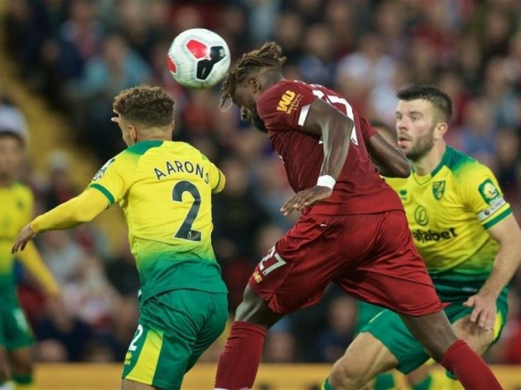 Foto Liverpool - Norwich City