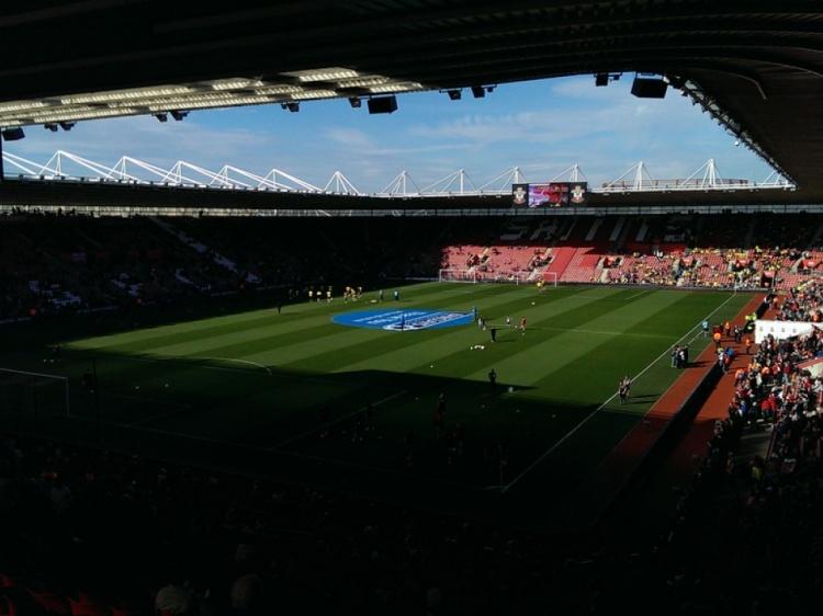 Foto Verslag; Southampton - Liverpool F.C.