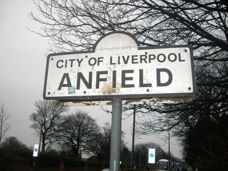 Foto Verslag; Liverpool F.C. - Napoli