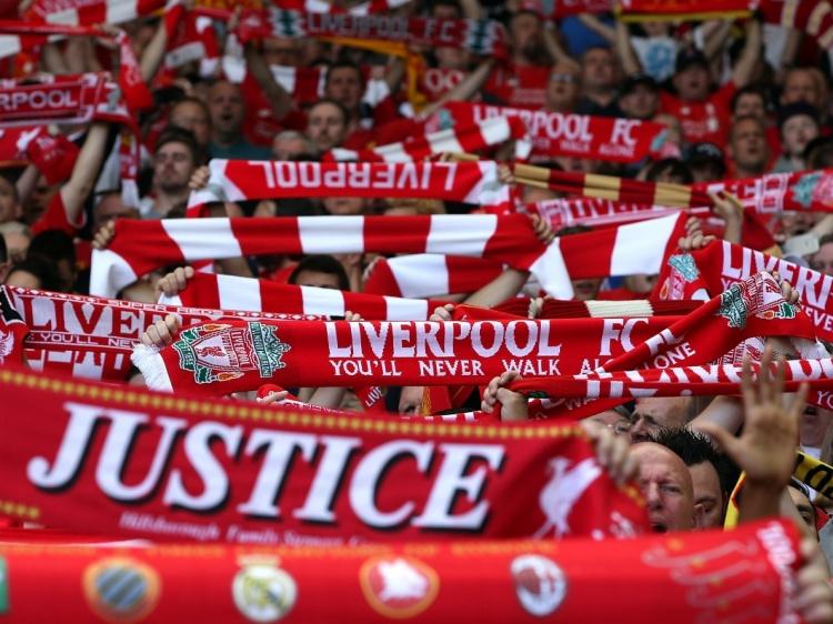 Foto Matchday! Liverpool - Brighton & Hove Albion