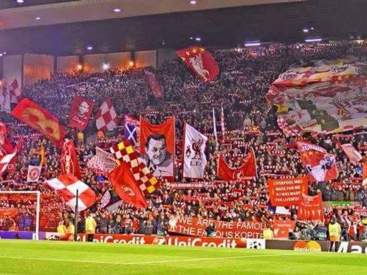 Foto Verslag; Liverpool F.C. - Shrewsbury Town