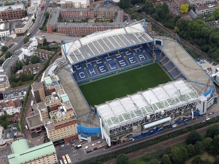 Foto Matchday! Chelsea vs Liverpool