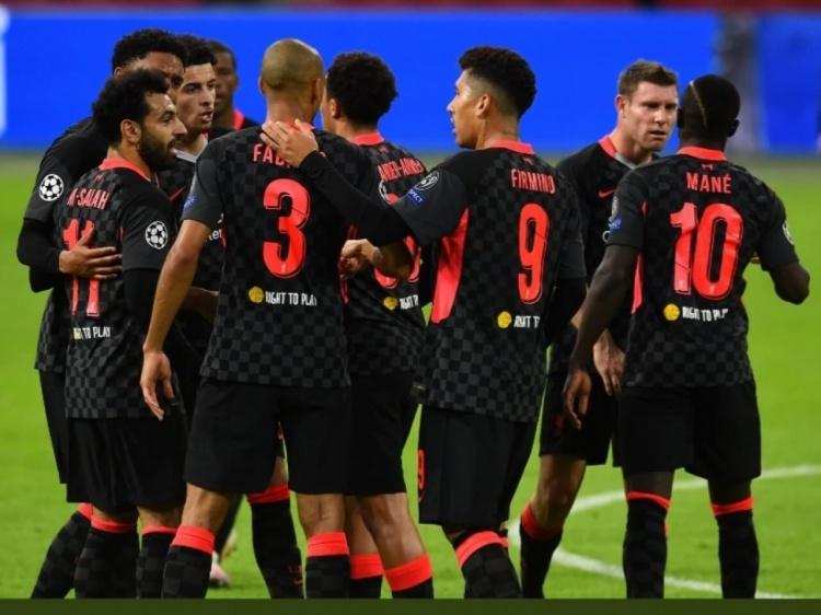 Foto Verslag; Ajax - Liverpool F.C.
