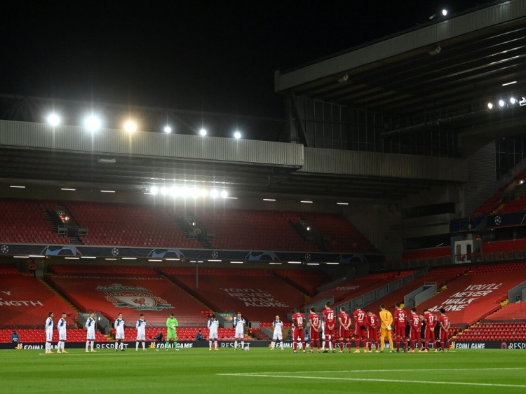 Foto Liverpool - Atalanta
