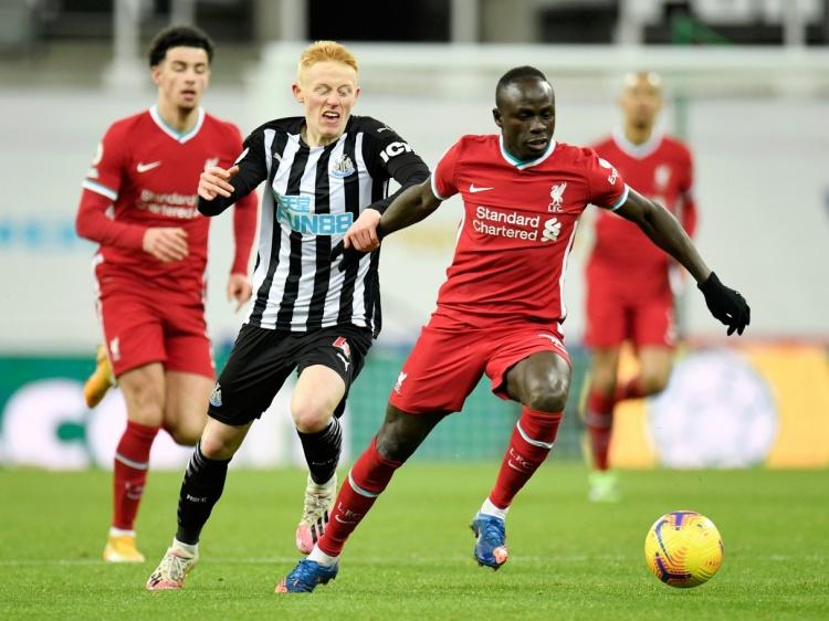 Foto Newcastle United - Liverpool