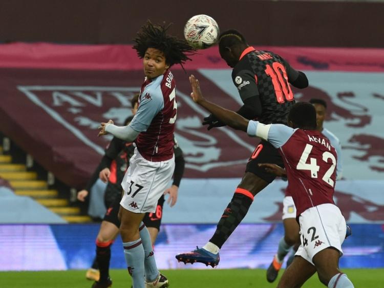 Foto Verslag; Aston Villa - Liverpool F.C.