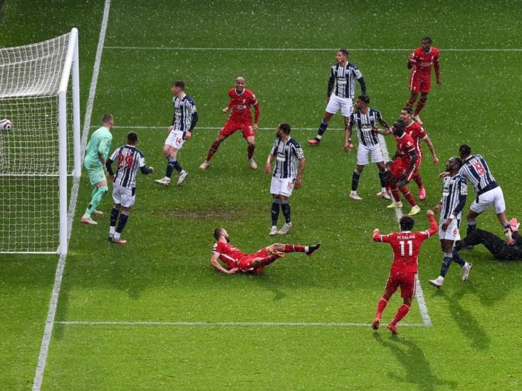 Foto Verslag; West Bromwich Albion - Liverpool F.C.