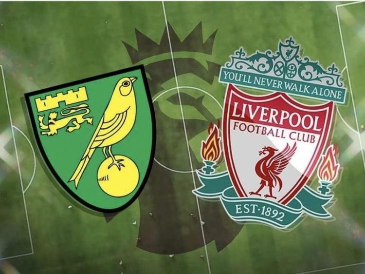 Foto Verslag; Norwich City - Liverpool F.C.