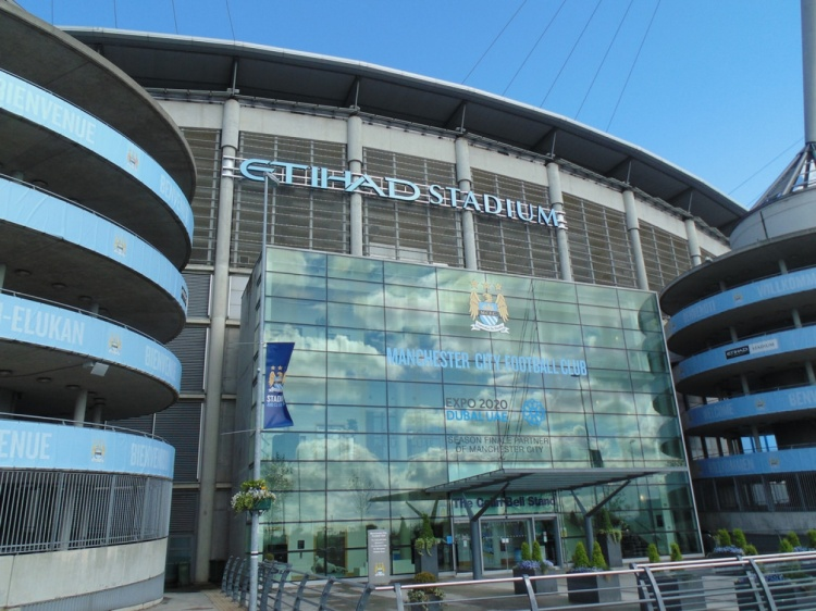 Foto Manchester City vs Liverpool