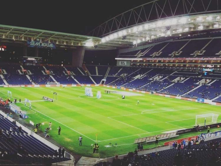 Foto FC Porto vs Liverpool